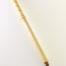 Large sized Pony Hair with bamboo cane handle.