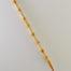 Orange Synthetic, with wangi bamboo handle
