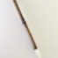 """2"""" Soft White Synthetic bristle with bamboo cane handle."""