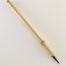1 inch Sabeline bristle with bamboo cane handle.