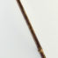 "1/2"" long bristle Soft White Synthetic, with bamboo cane handle."