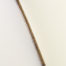 "1"" Soft White Synthetic bristle with bamboo cane handle."