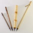 "Russian Sable Brush Set with 1"" bristle. Unmatched for light media such as acrylics, watercolor, inks."