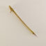 Itty Bitty Diameter Siberian Elk Brush with 1 Inch Long Bristle